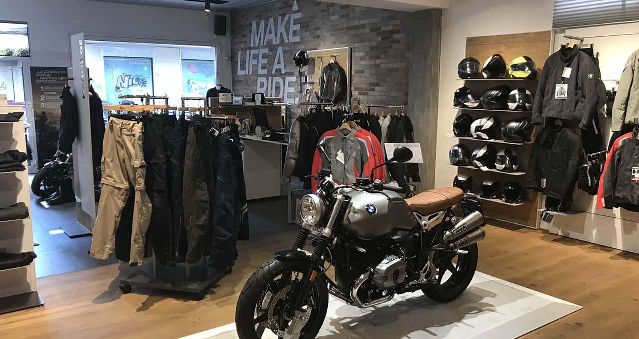 Showroom Moto