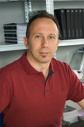 MASSIMO PETROCELLI<br /> Sales Area Manager