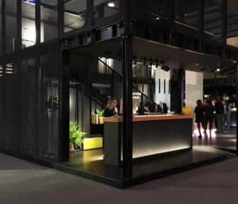 Reggiani Fiera Light&Building 2018
